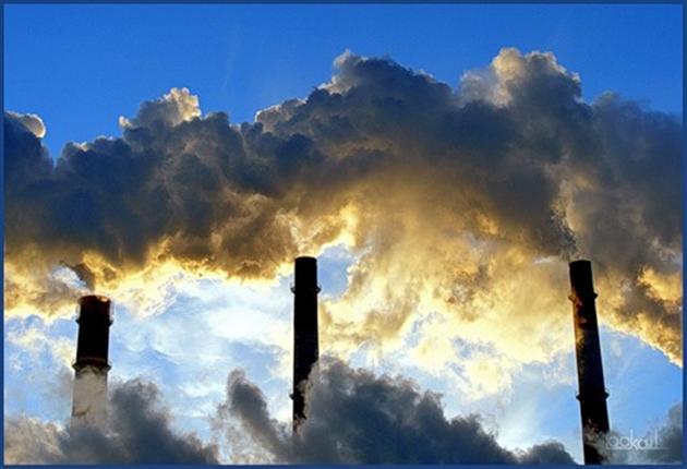 Прикарпатські підприємства на 12% зменшили викиди в повітря