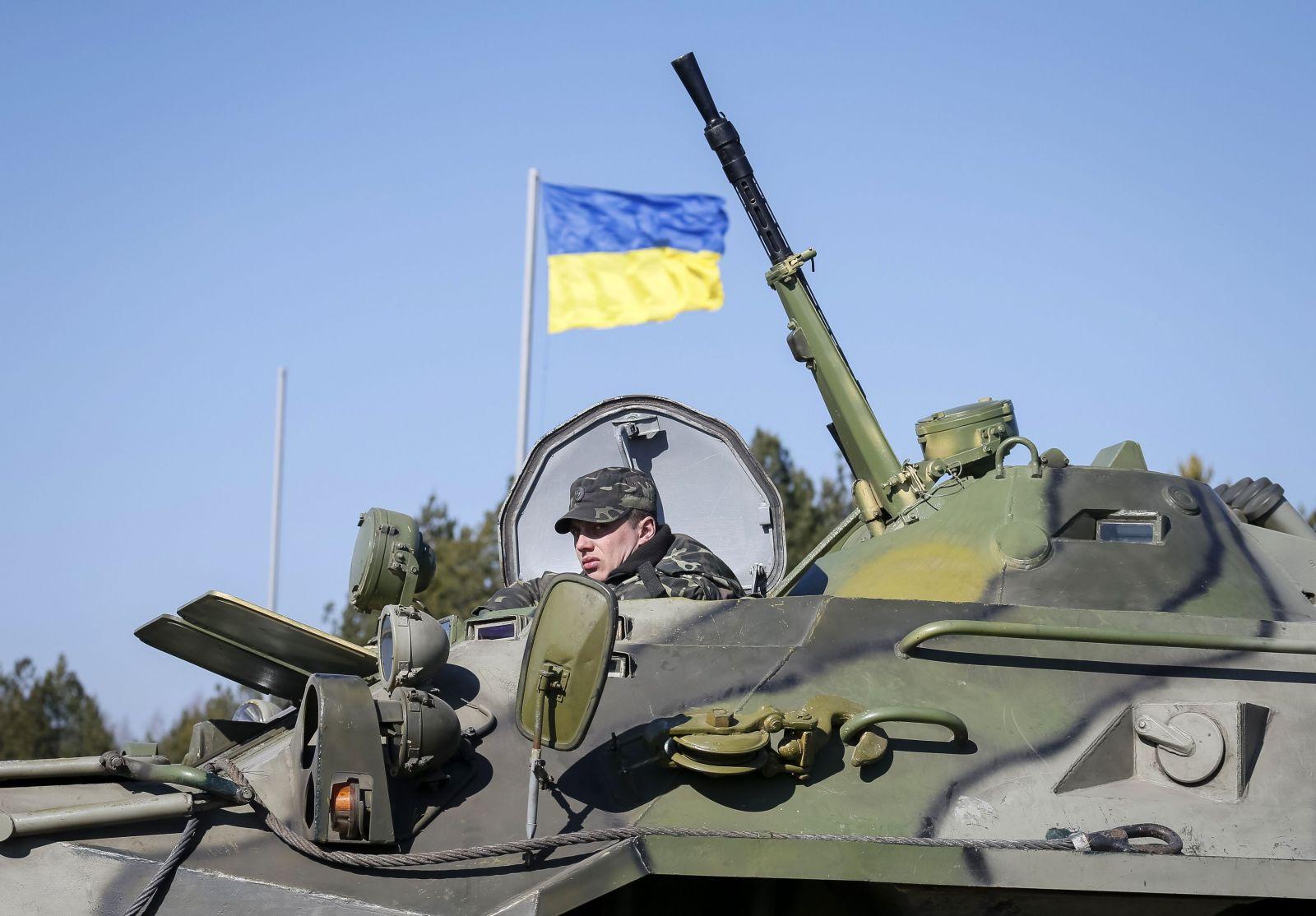 """Радник глави МВС: """"Яку зброю закупила Україна, найкраще відчує агресор"""""""